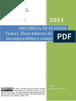 Flujo Interno (mecanica de fluidos)