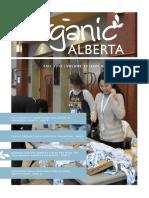 Fall 2018 Organic Alberta Magazine