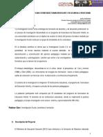 La Investigación Acción como estrategia de formación docente y de desarrollo profesional. Nuria Rodríguez. Universidad Autónoma de Bucaramanga – UNAB.