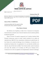Jurisprudencia sobre abuso de derecho