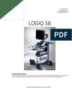Logiq S8 Data Sheet