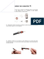 Manual Montaje Conector n