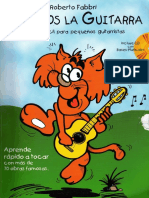 Fabbri - Tocamos La Guitarra