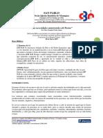 Consejos Pastorales 2019