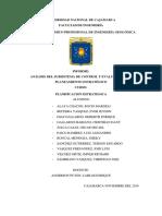 Análisis de Subsistema de Control y Evaluación Del Planeamiento Estratégico - Grupo 6