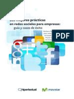 Las mejores prácticas en redes sociales para empresas - guía y casos de éxito.pdf