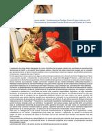 Entender a Wojtyla Para Comprender a Bergoglio
