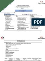 Carta Descriptiva Basico 1