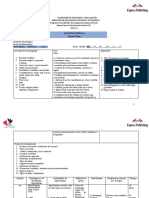 Carta Descriptiva Basico 3