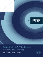 (Cultural Criminology) Willem Schinkel - Aspects of Violence_ a Critical Theory (Cultural Criminology)-Palgrave Macmillan (2010)
