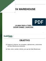 Data Warehouse Def