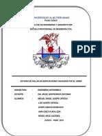 Informe Antisismica
