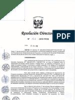 185846144 Estatutos y Reglamento Interno Del Comite de Regantes de Sanin Aprobado 2013