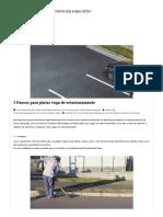 3 Passos Para Pintar Vaga de Estacionamento - Blog Loja Viária