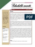 Boletín N°2. Vol2. Mesa de Salud Mental. FNSP de la Universidad de Antioquia