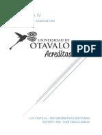 UNIVERSIDAD DE OTAVALO - LUIS CASTILLO