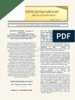 Boletín Informativo N° 1 del 31 de enero de 2019