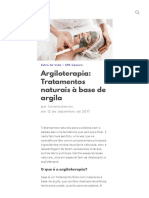 Argiloterapia_ Saiba Qual a Argila Ideal Para a Cada Tipo de Pele