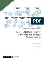 T E N - EnERGY Priority Corridors for Energy Transmission Part 2