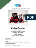 0262 - God of Carnage Script