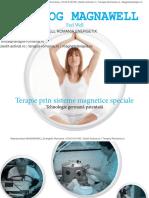 Catalog Magnawell Bandaje Germania Cu Fir de Argint Energetix Romania