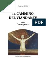 Il Cammino Del Viandante - Parte I - Cosmogenesi Di Federico Bellini