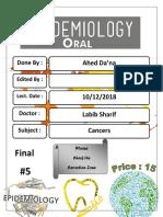 Epidemiology Lect.5