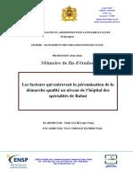 health care morocco