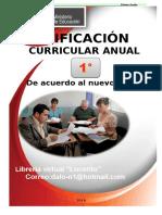 Planificaciòn Curricular 1º