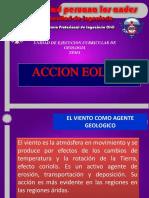Geologia Clase Ix Accion Eolica
