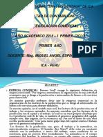 LEGISLACION COMERCIAL LECCION V.pptx