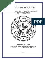 Coding Handbook.doc 6-16-09 Revised 8 14 09 Add