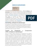 Algunos enfoques en psicoterapia psicológica.docx