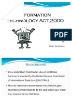 6624677 Information Technology Act 2000
