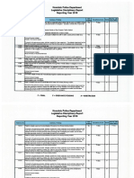 HPD Discpline 2018 Legislative Report