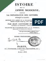 BUhle Historia de La Filosofia Moderna