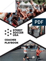 Street Soccer USA Coaches Playbook