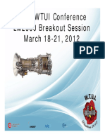 2012 WTUI Conference LM2500