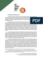 L'ÉCONOMIE SOLIDAIRE DE L'ART ///// CHARTE 2016