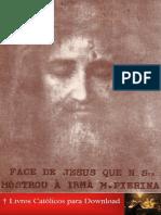 Apostolado Da Sagrada Face_Breve Explicação Sobre o Culto Da Sagrada Face_Novena