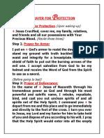 prayer for protection.pdf