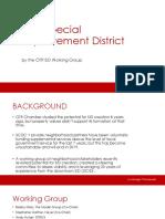 OTR Special Improvement District