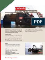 D2 PS Dredging Wheels