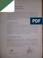 Denuncia contra Patricia Argañaraz