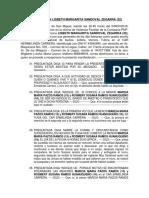 MANIFESTACION LISBETH MARGARITA SANDOVAL ZEGARRA.docx
