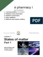 Lec. 1 States of Matter (Part 1) (2 Slides Per Page)
