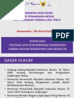 Instrumen Survei Standar Nasional Akredi