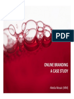 Brand Case Study MM