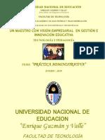 Clase Magistral de PP.ad.2011