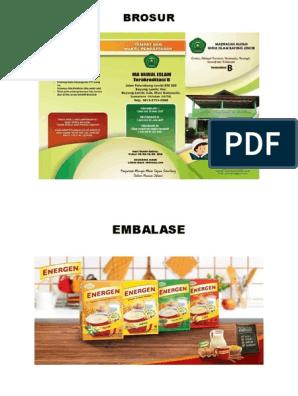 Contoh Gambar Reklame Embalase - Gambar Reklame